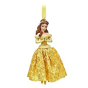 Disney Belle Sketchbook Ornament – Beauty and The Beast