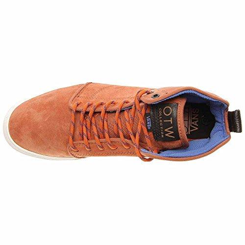 Brown Vans Canyon Basket Alomar marron t40xOq0aw