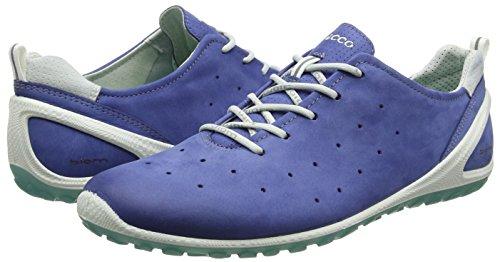 54684royal shadow White Para Lite Azul Ecco Zapatillas Biom Mujer 0YPqPz