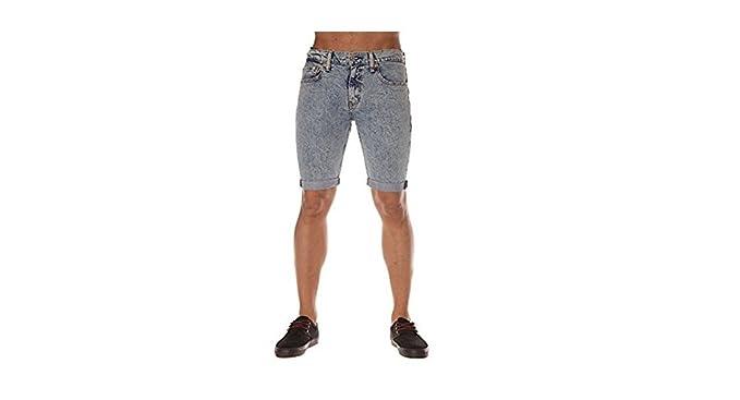 aa97b468edae9 Pantalón Corto Levi s  511 Slim Cutoff Short O.B.M.P. BL 33  Amazon.es  Ropa  y accesorios