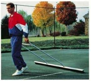 テニスコートボッチェ/ 7 'ドラッグbrush-handleモデル