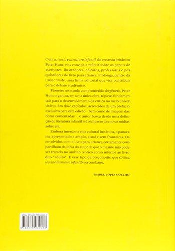 Crítica, Teoria E Literatura Infantil