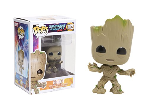 Funko POP Movies: Guardians of the Galaxy 2 Toddler Groot Toy Figure -