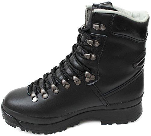 40 Bergstiefel Bw schwarz Bergschuhe Fütterung Mit Boots Mountain Breathtex Fqwn0w1Aax
