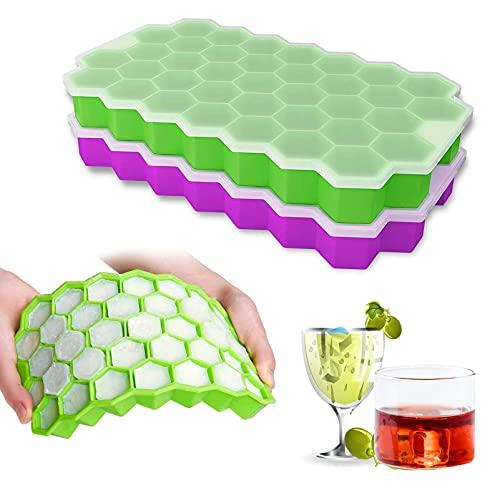 Funktioniert und schmeckt nicht am Eiswürfel nach Plastik