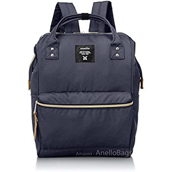 Amazon.com | Japan Anello Backpack Unisex LARGE CORAL PINK