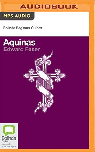 Aquinas (Bolinda Beginner Guides)