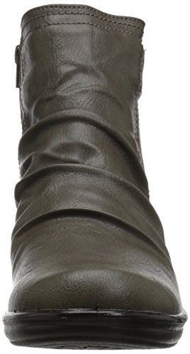 Street Draft Easy Ankle Grey Bootie Women's fYSfx