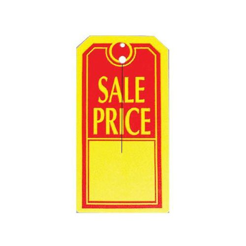 NAHANCO Sale Tags 1000/Carton (Pack of 1000)