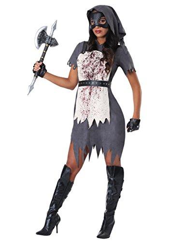 Women's Evil Executioner Costume - L -
