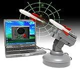 (US) USB Missile Launcher - Computer-controlled Desktop Rocket Launcher