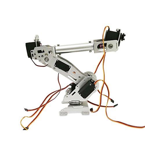 6 dof robot arm - 9