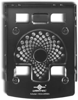 Vantec HDA-259A Panel bahía Disco Duro 8,89 cm (3.5