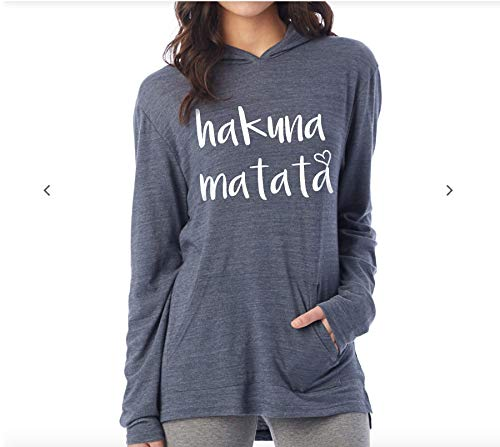Hakuna Matata. Best Quality Hoodie in The Market. Disney Inspired Top. Unisex Fit Hoodie. Premium Quality Alternative Apparel. Happy Hoodie. Free Shipping. Disney Trip Pull Over Hoody. Free Shipping.