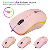 Coolerplus FC112 USB Optical Wired Computer Mouse