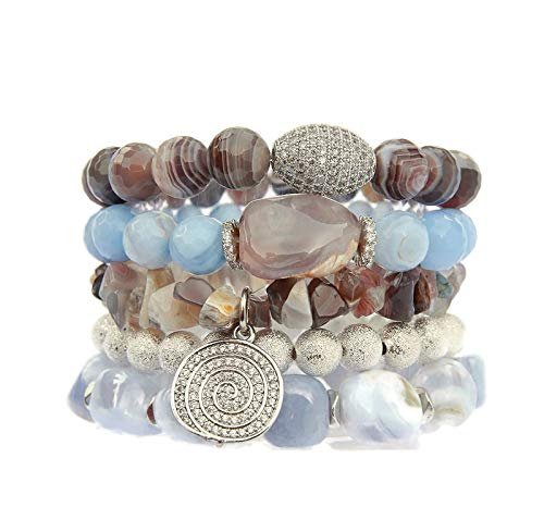Heather Ford Bracelet Stack