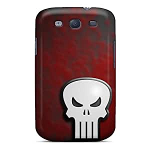 Scratch Protection Hard Cell-phone Cases For Galaxy S3 (XYl766QCeC) Support Personal Customs Beautiful Punisher Series
