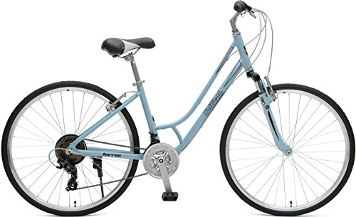 Diamondback Bicycles Calico ST Women's Dual Sport Bike, Blue