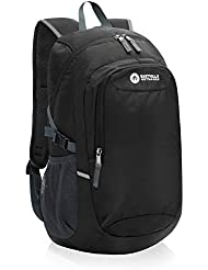 Easthills Outdoors VentureLite 30L Lightweight Packable Durable Travel Hiking Backpack Daypack – Rain Cover, Hydration...