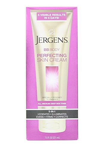 Jergens Cream 7 5oz Medium Deep Tones