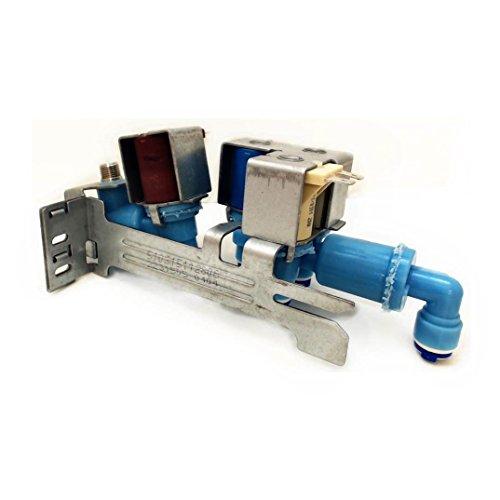 EXP242253002 Frigidaire Refrigerator Quad Solenoid Water Valve Replaces 242253002, 242102201, AP5669874, PS7321353