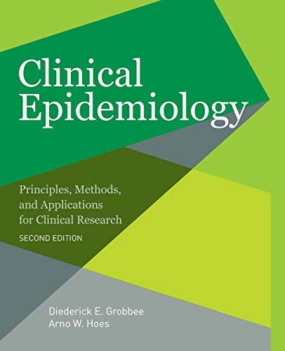 D0wnl0ad Clinical Epidemiology: Principles, Methods, and Applications for Clinical Research PDF