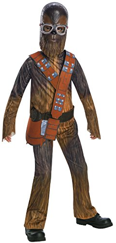 Rubie's Solo: A Star Wars Story Chewbacca Child's Costume, Large]()