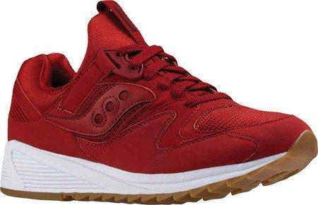 Saucony Sneaker Heren Schoenen Laag S70286-5 Raster 8500 Rood