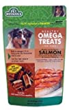 HEALTHY OMEGA TREATS – SALMON/3 OZ, My Pet Supplies