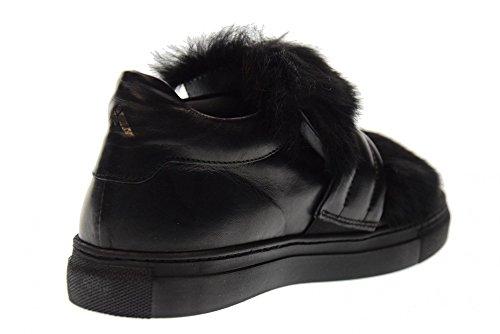 Baskets MORELLI de Femme B54829 Chaussures black Basses Pour Noir qxAC1