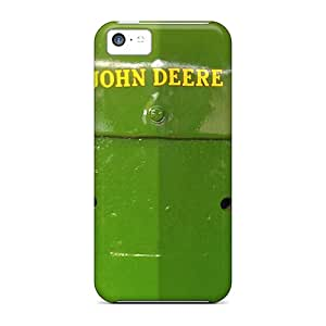Excellent Hard Cell-phone Case For Apple Iphone 5c With Customized Attractive John Deere Pictures ZabrinaMcVeigh