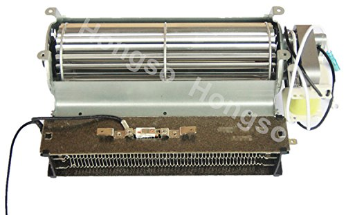 Best Hongso Replacement Fireplace Fan Blower Heating Element For Twin Star Electric Fireplace