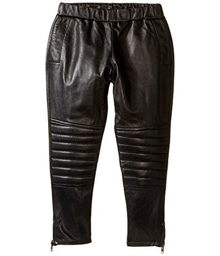 Unisex Leather Pants - 4