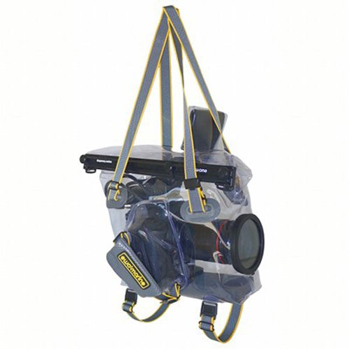 Ewa-Marine EM V300 Underwater Video Housing (Clear)