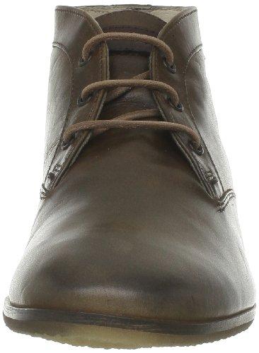 Kost - Botas de cuero para hombre Marrón (Marron (Chataigne))