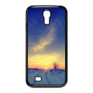 Customized Hard Back Phone Case for SamSung Galaxy S4 I9500 Cover Case - Winter is coming HX-MI-089702