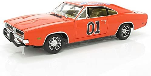 1:18 Dukes of Hazzard General Lee by ERTL