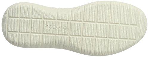ECCO Soft 5, Scarpe da Ginnastica Basse Donna Marrone (Cashmere/Cashmere)