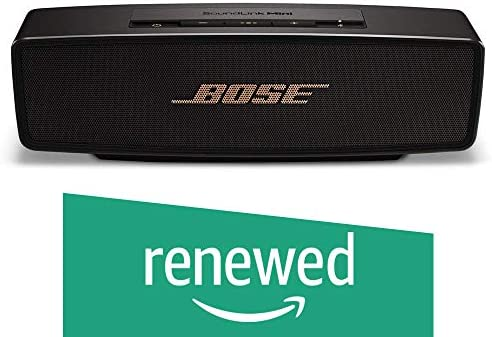 Bose'soundlink Mini II Limited Edition Bluetooth Speaker Renewed