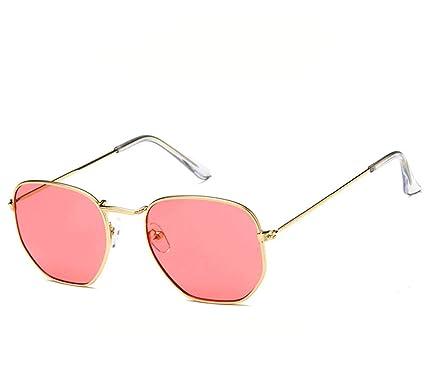 2728652e70 TINERS Tintureros Gafas de Sol cuadradas pequeñas Salvaje Street Shoot Gafas  de Sol Coloridas Hombres y