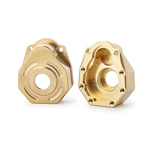Heavy Duty Front/Rear Knuckle Hub Cover Housing for Traxxas TRX-4 1/10 rc car