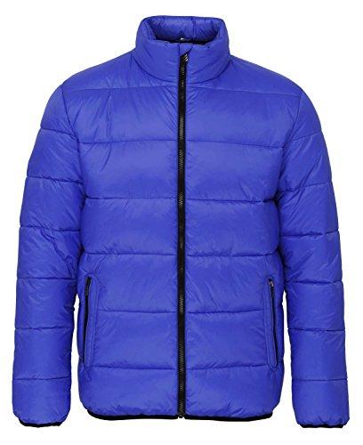 2786 azul marino chaqueta multicolor chaqueta Supersoft hombre Venture 000 negro de acolchada 1pB1r8T