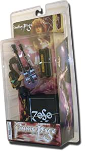 """Led Zeppelin: Jimmy Page 7"""" Action Figure"""