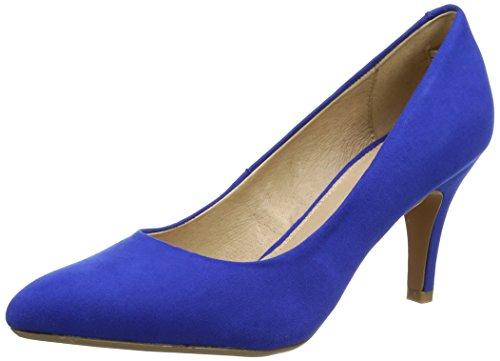 Lotus 50593, Zapatos de Tacón Mujer Azul