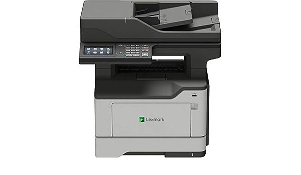 Amazon.com: Lexmark MX520 MX522adhe Laser Multifunction ...