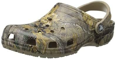 Crocs Men's 15581 Realtree Xtra Clog,Khaki,9 M US