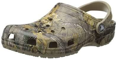 Crocs Men's 15581 Realtree Xtra Clog,Khaki,7 M US