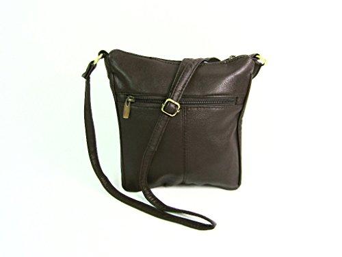 Brown Brown Handbag Crossover body Handbag body Ladies Ladies Crossover Crossover body Brown Ladies Handbag w6wSUgAq