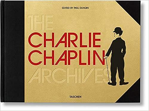 861a06bebeb7 Charlie Chaplin Archives: Amazon.es: Paul Duncan: Libros