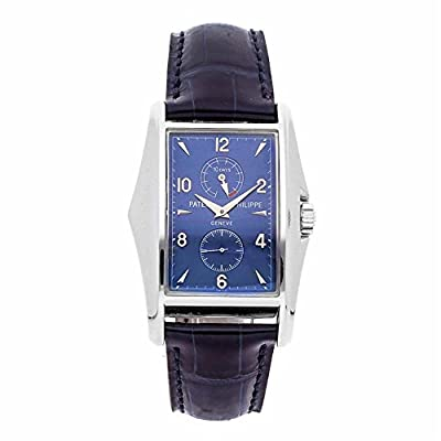 Patek Philippe Gondolo Mechanical-Hand-Wind Male Watch 5100G (Certified Pre-Owned) from Patek Philippe